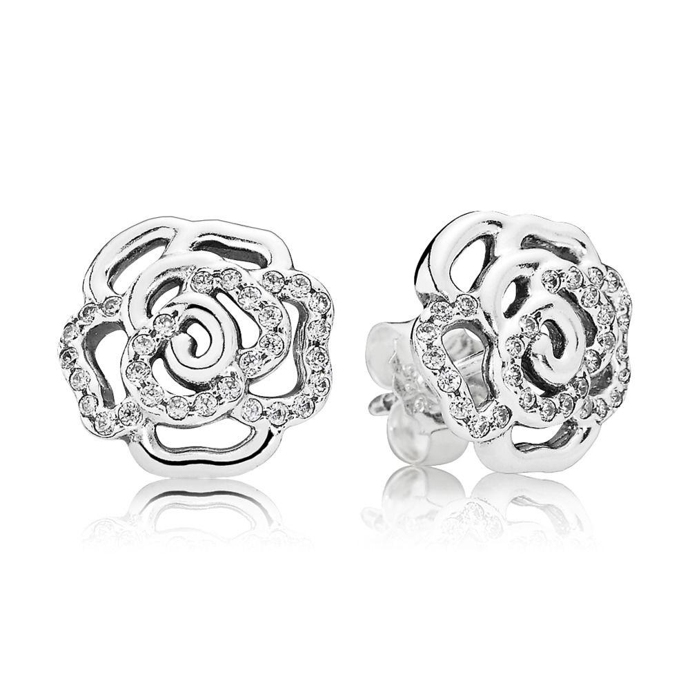 Orecchini Pandora Rose Preziose
