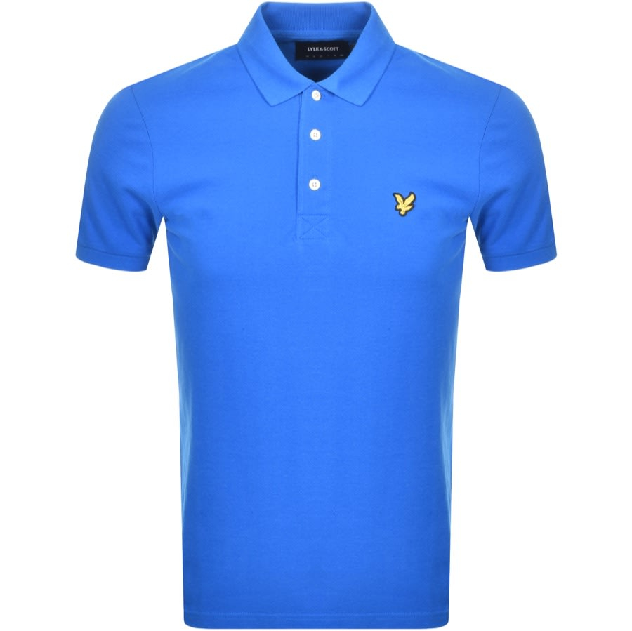 Lyle & Scott Polo LSSP400VTR SP400VTR