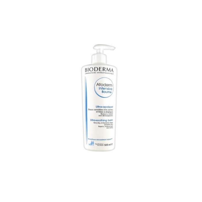 Bioderma Atoderm Intensive Gel Cream 500ml