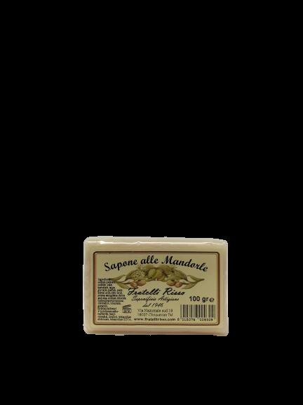 Saponetta all'olio di mandorle dolci 100g