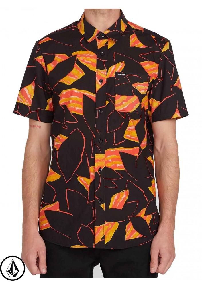 Camicia Volcom Secret Leaf
