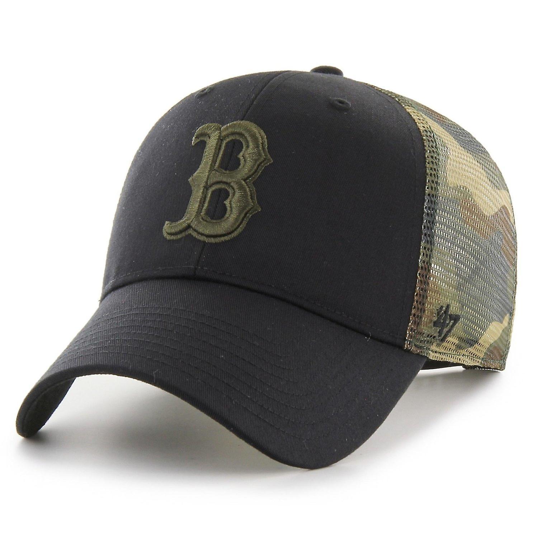 Cappello 47 MVP Visiera Red Sox Camo