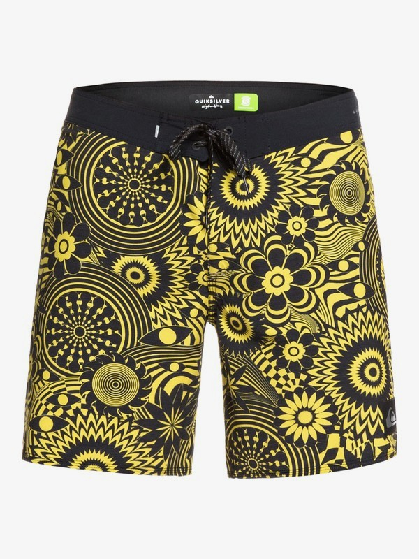 Costume QuikSilver Highline Expanded Mind 17
