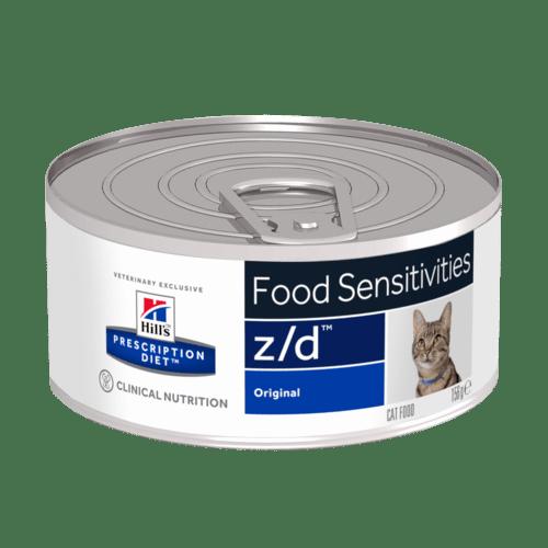 Hill's - Prescription Diet Feline - z/d - 156g x 6 lattine