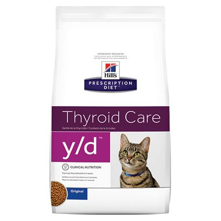 Hill's - Prescription Diet Feline - y/d - 1,5kg