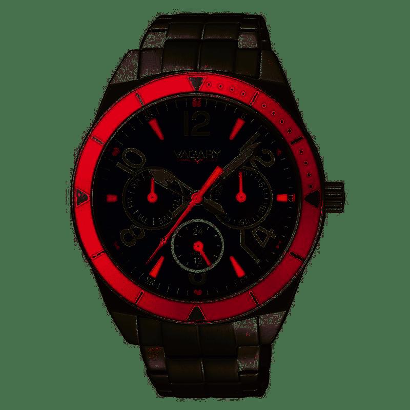 Orologio Vagary,  Multifunzione Aqua39 Uomo Vh0-511-53