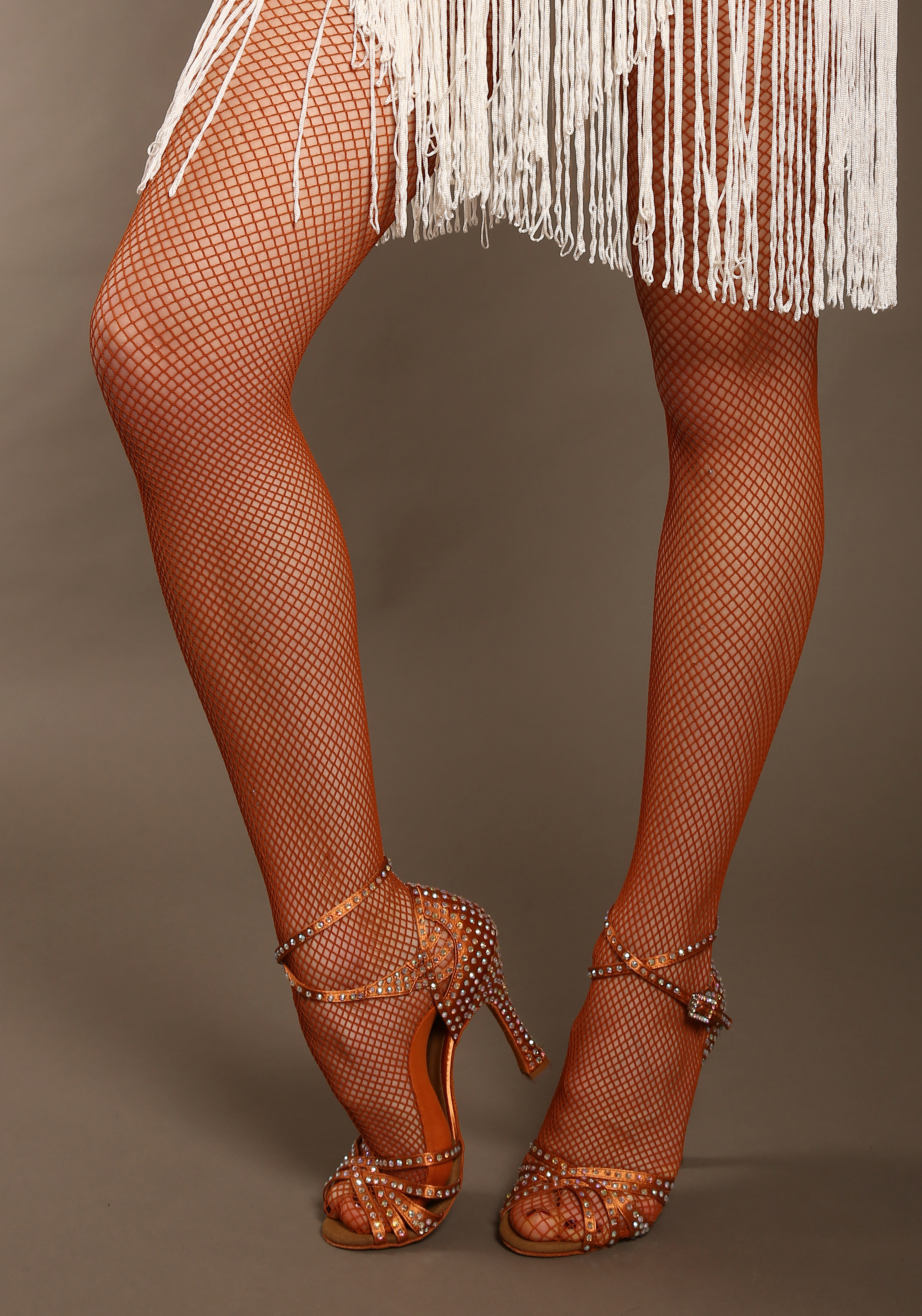 Collant a rete professionali Pridance- Professional Fishnet