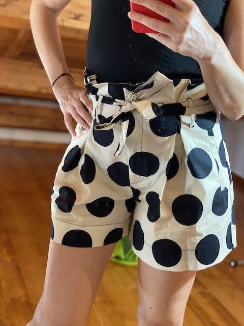 Shorts Pois Vicolo