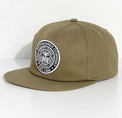 Cappello Obey Snapback Army