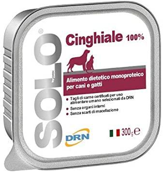 DRN Solo Cinghiale per cani 300gr