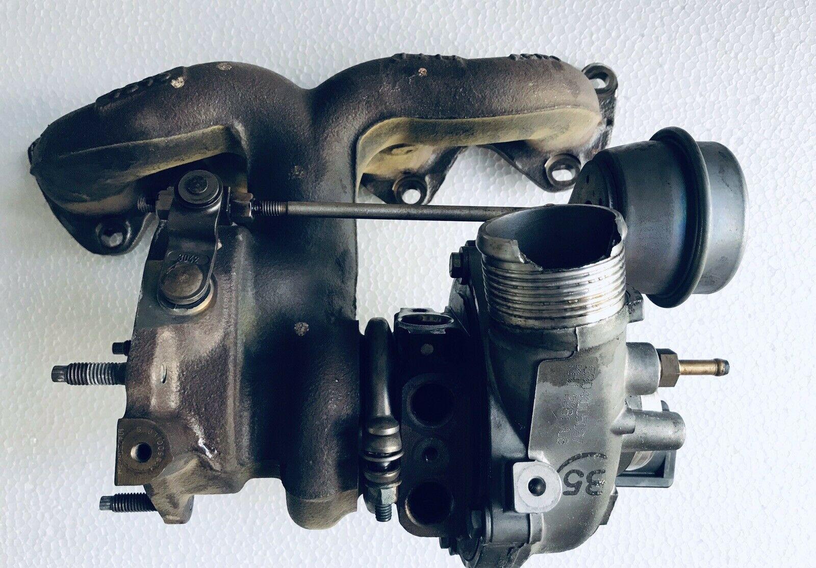Turbo Turbina Turbocompressore Audi A1 TFSI Codice 03C145702B-LPT