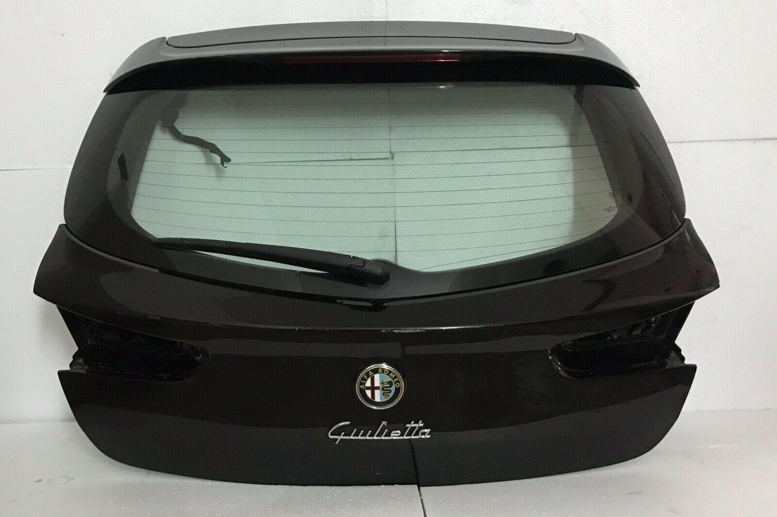 Cofano Portellone Posteriore Alfa Romeo Giulietta Anno 2013 Originale