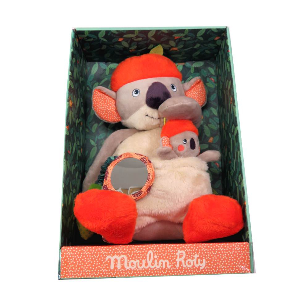 Koala koca gioco delle attivita' di Moulin Roty