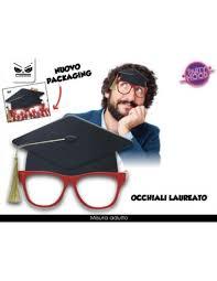 GADGET OCCHIALI LAUREA