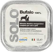 DRN Solo Bufalo per cani 100gr