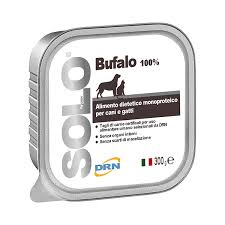 DRN Solo Bufalo per cani 300gr