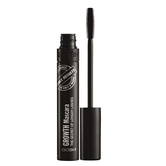 Goah Growth Mascara The Secret Of Longer Lashes Black 10ml