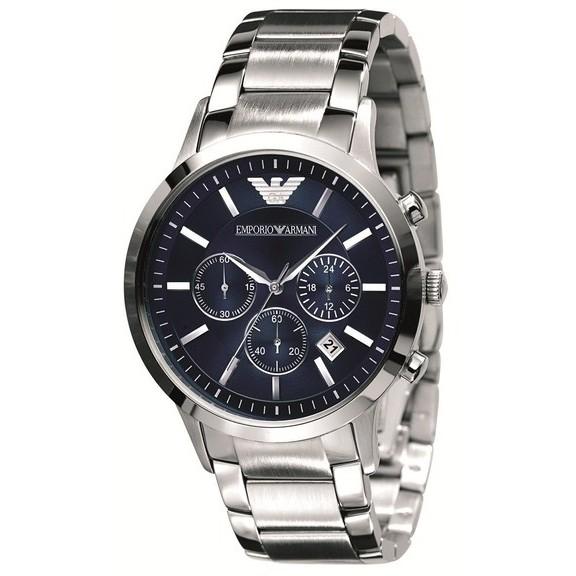 orologio cronografo uomo Emporio Armani