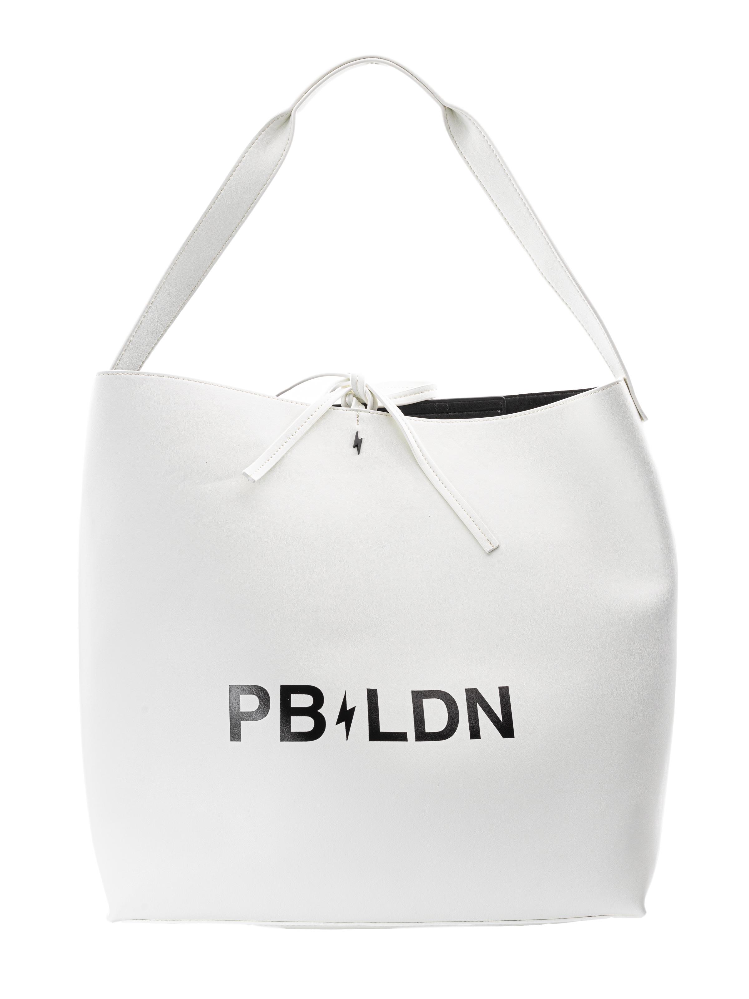 Sacca Pauls Boutique PBN128149 Bianco