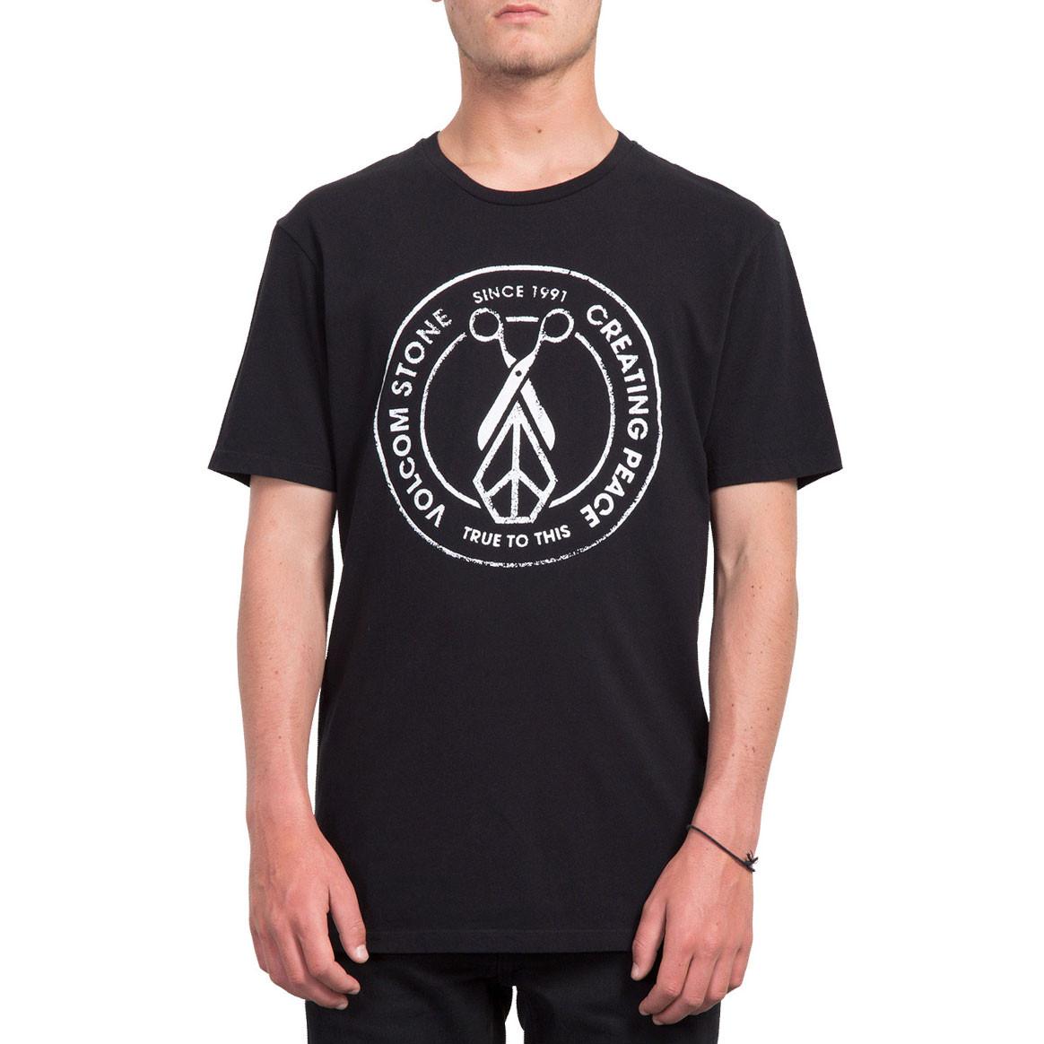 T-Shirt Volcom Peace Scissors