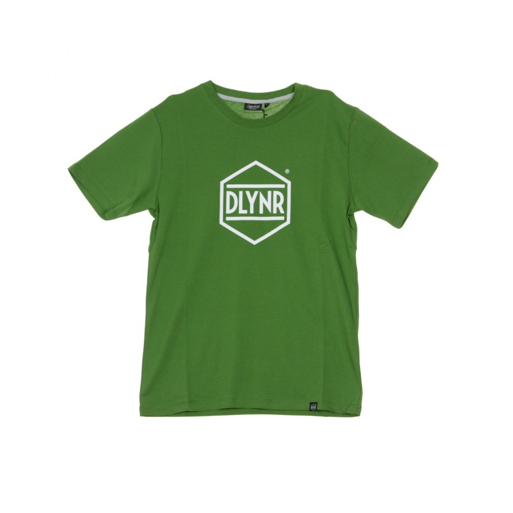 T-Shirt Dolly Noire Hexagon Green