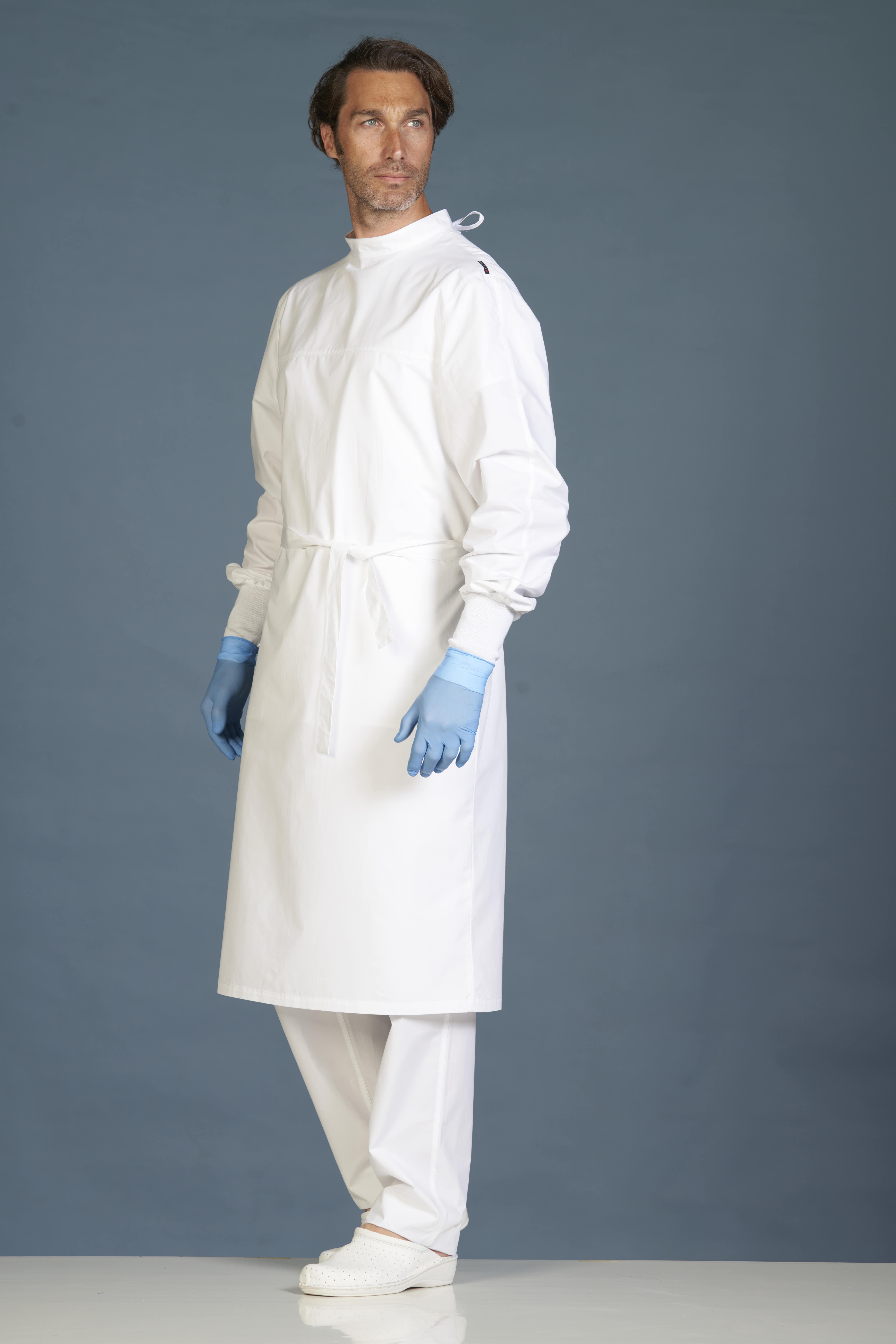 Montreaux Bianco Cotone Siliconato Medium Risk conf. 5 pz