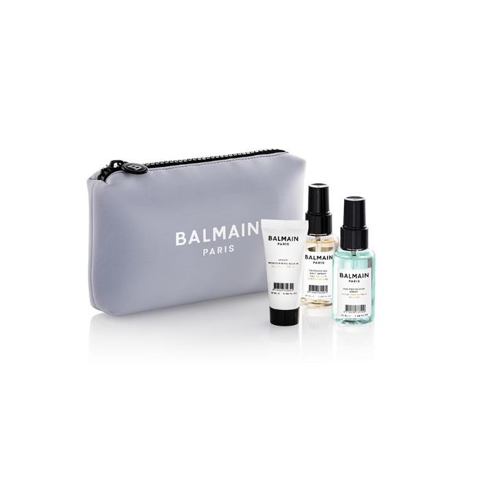 Balmain Cosmetic Bag Summer 2020 Lavender