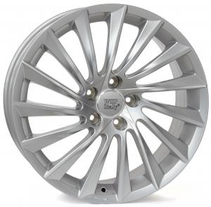 Cerchi in lega WSP Italy  W256        18''  Width 7.5   5x110  ET 41  CB 65,1    Silver Polished
