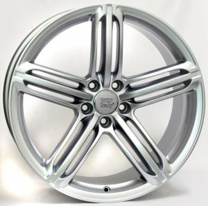 Cerchi in lega WSP Italy  W560        20''  Width 9.0   5x112  ET 37  CB 66,6    Silver