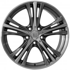 Cerchi in lega WSP Italy  W682        19''  Width 8.0   5x120  ET 36  CB 72,6    Anthracite Polished