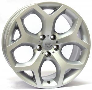 Cerchi in lega WSP Italy  W667        20''  Width 10.0   5x120  ET 40  CB 74,1    Silver