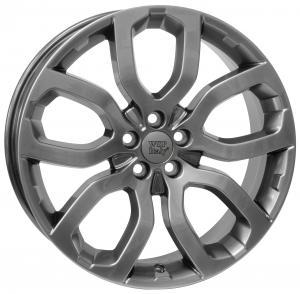 Cerchi in lega WSP Italy  PAN23LR57   18''  Width 8.0   5x108  ET 45  CB 63,4    Dark Silver