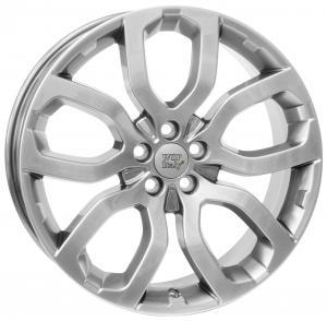 Cerchi in lega WSP Italy  PAN23LR57   20''  Width 8.5   5x120  ET 53  CB 72,6    Silver