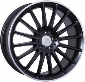 Cerchi in lega WSP Italy  W773        19''  Width 8.0   5x112  ET 45  CB 66,6    Dull Black R Polished