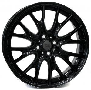 Cerchi in lega WSP Italy  W1653       17''  Width 7.0   4x100  ET 48  CB 56,1    Glossy Black