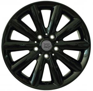 Cerchi in lega WSP Italy  W1657       17''  Width 7.0   5x112  ET 54  CB 66,6    Glossy Black