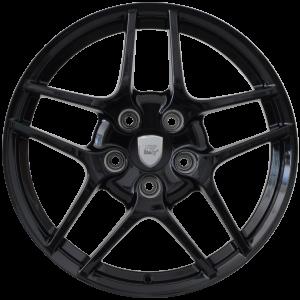 Cerchi in lega WSP Italy  W1053       19''  Width 8.0   5x130  ET 57  CB 71,6    Glossy Black