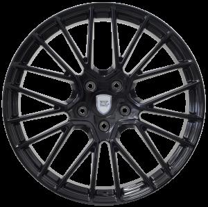 Cerchi in lega WSP Italy  W1058       21''  Width 9.5   5x130  ET 46  CB 71,6    Glossy Black