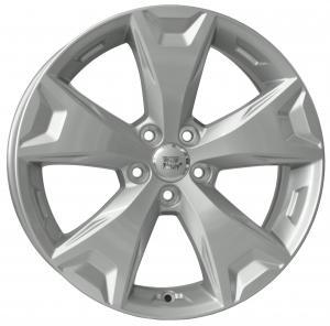 Cerchi in lega WSP Italy  W2705       17''  Width 7.0   5x100  ET 55  CB 56,1    Silver