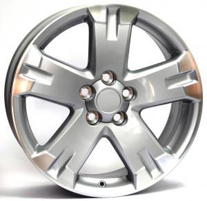 Cerchi in lega WSP Italy  W1750       18''  Width 7.5   5x114.3                         ET 45  CB 60,1    Silver Polished