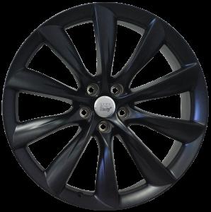 Cerchi in lega WSP Italy  W1402       22''  Width 10.0   5x120  ET 35  CB 64,1    Dull Black