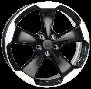 Cerchi in lega WSP Italy  W465        19''  Width 7.5   5x112  ET 51  CB 57,1    Glossy Black Polished