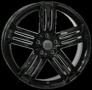 Cerchi in lega WSP Italy  W464        19''  Width 8.0   5x112  ET 50  CB 57,1    Glossy Black