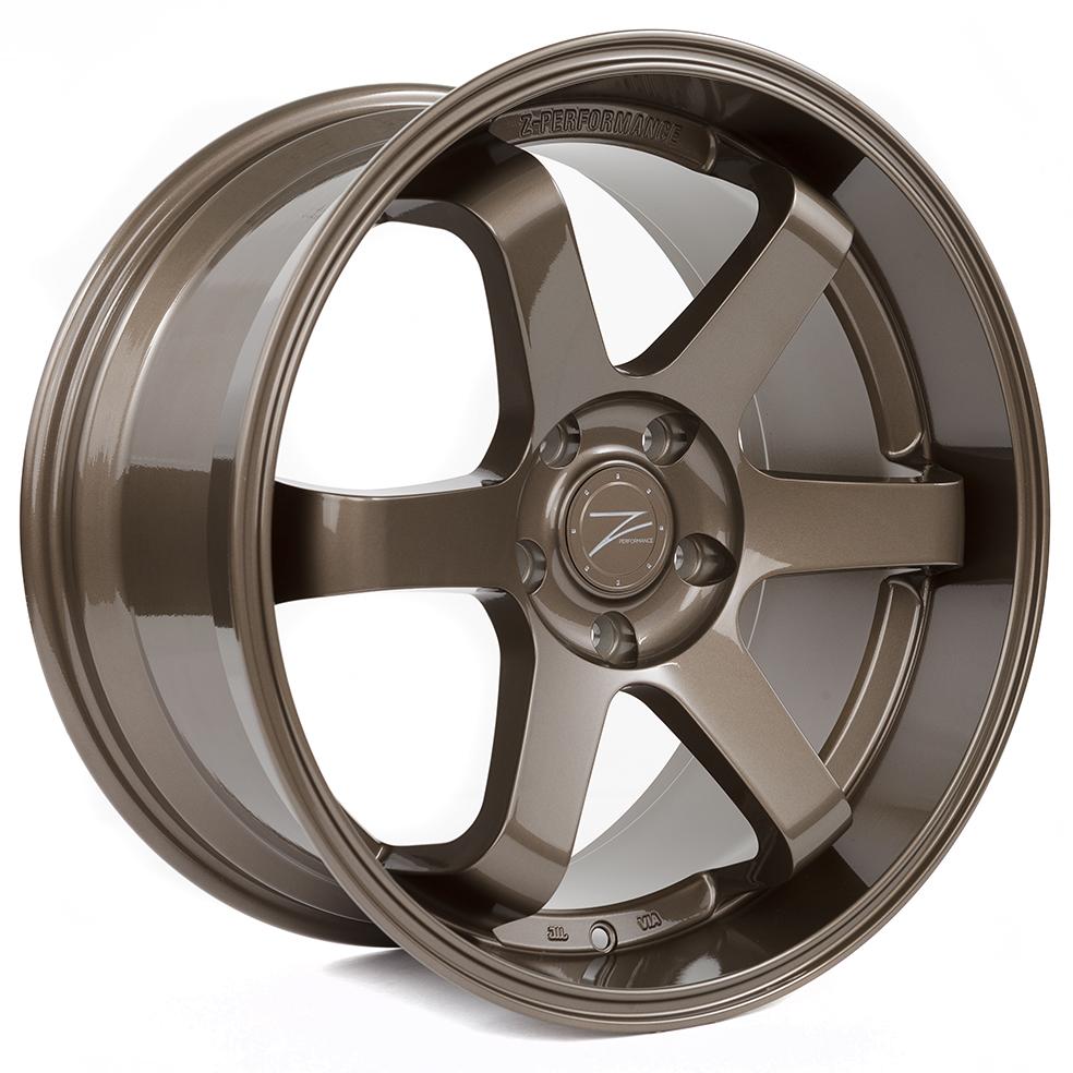 Cerchi in lega  Z-Performance  ZP.10 Concave   19''  Width 8.5   5x120  ET 35  CB 72.6    Bronze