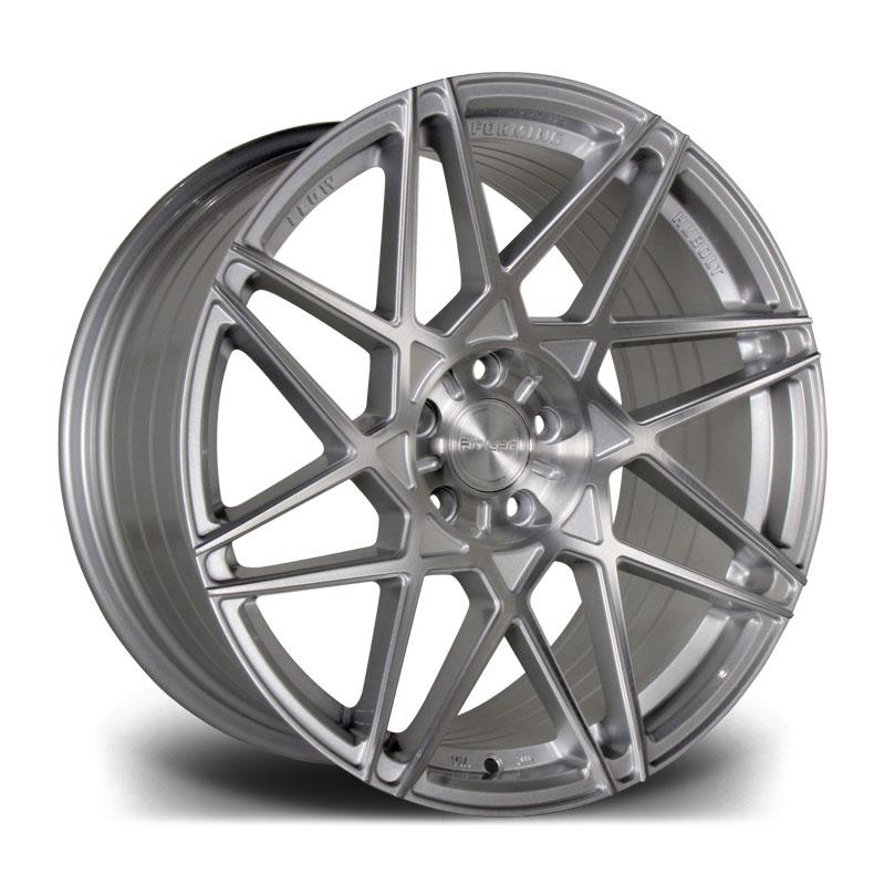 Cerchi in lega  Riviera  RF2  20''  Width 10   5X120  ET 35  CB 72.5    Platinum Brushed