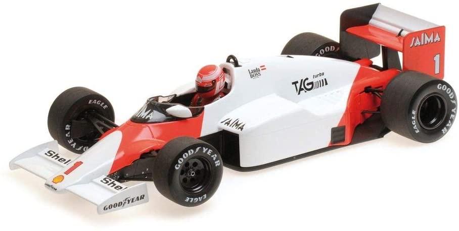 McLaren TAG MP4/2B Niki Lauda 1985 1/18