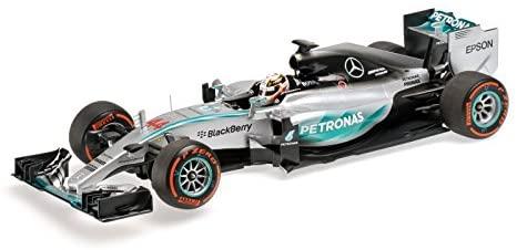 Mercedes AMG Petronas F1 Team Louis Hamilton Winner Japanese GP 2015 1/18