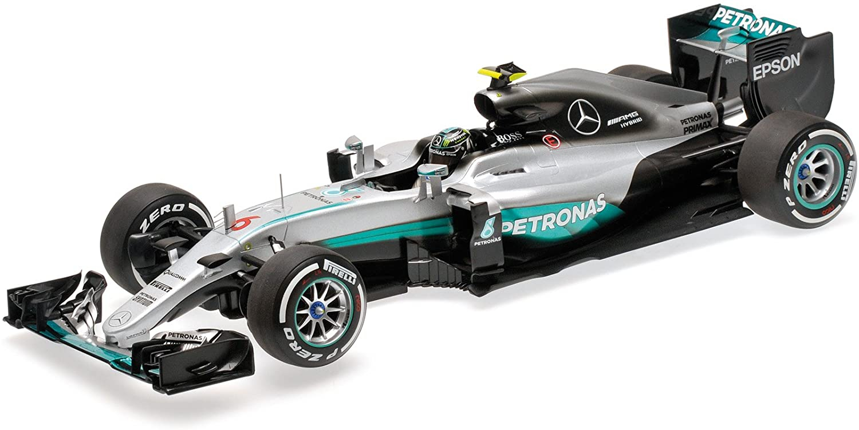 Mercedes AMG Petronas F1 Team Nico Rosberg 2016 1/18