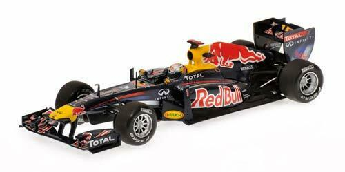 Red Bull Racing Renault RB7 Sebastian Vettel Malaysian GP 2011 1/43