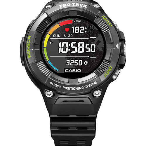 Orologio Casio pro-trek SMART WSD-F21HR-BKAGE | vendita on line OROLOGERIA BRUNI Imperia